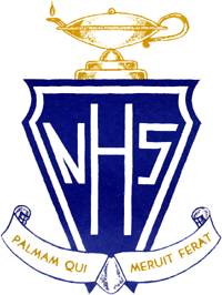 NHS | Class of 1954 Logo